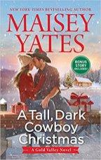 tall dark cowboy christmas by maisey yates