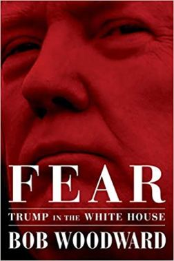 fear trump in the white house by bob woodward