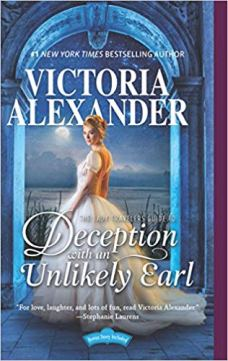 lady travelers guide to deception with an unlikely earl by victoria alexander