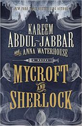 mycroft and sherlock by kareem abdul jabbar and anna waterhouse