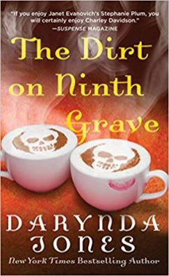 dirt on ninth grave by darynda jones