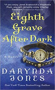 eight grave after dark by darynda jones