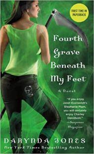 fourth grave beneath my feet by darynda jones
