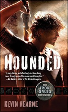 hounded by kevin hearne
