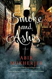 smoke and ashes by abir mukherjee