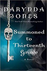 summoned to thirteenth grave by darynda jones