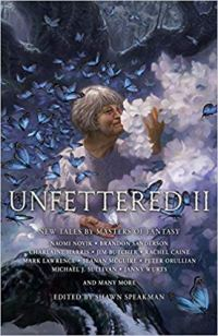 unfettered ii edited by shawn speakman