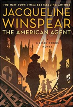 american agent by jacqueline winspear
