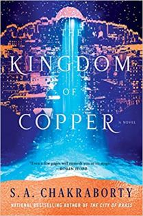 kingdom of copper by sa chakraborty