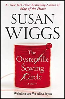 oysterville sewing circle by susan wiggs