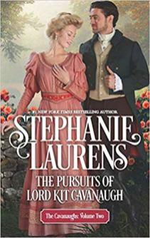 pursuits of lord kit cavanaugh by stephanie laurens
