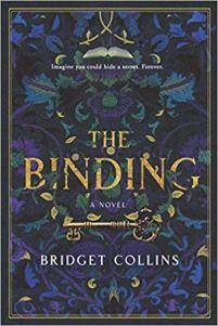 binding by bridget collins