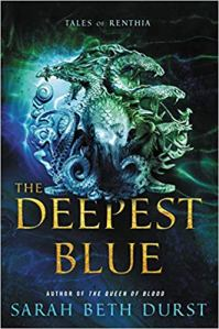 deepest blue by sarah beth durst