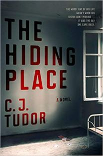 hiding place by cj tudor