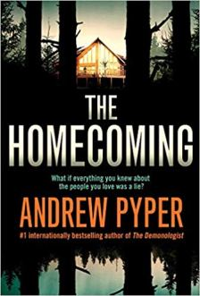 homecoming by andrew pyper