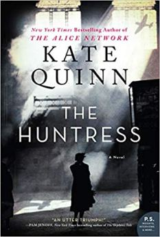 huntress by kate quinn