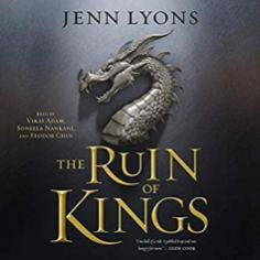 run of kings by jenn lyons