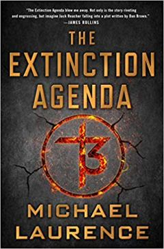 extinction agenda by michael laurence