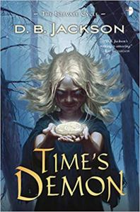 times demon by db jackson