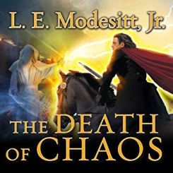 death of chaos by le modesitt audio