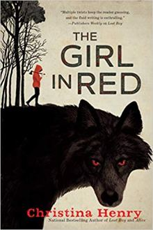 girl in red by christina henry