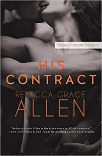 his contract by rebecca grace allen