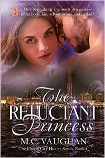 reluctant princess by mc vaughan