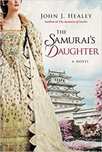 samurais daughter by john j healey