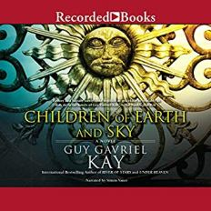 children of earth and sky by guy gavriel kay