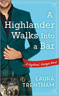 highlander walks into a bar by laura trentham