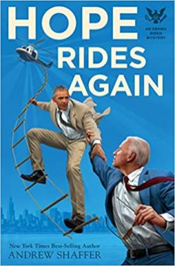 hope rides again by andrew shaffer