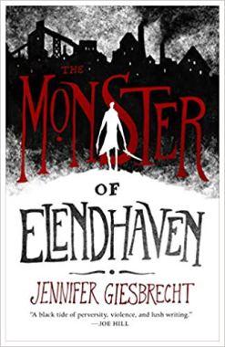monster of elendhaven by jennifer giesbrecht