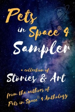 pets in space sampler cover