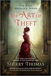 art of theft by sherry thomas