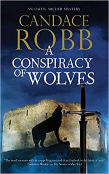conspiracy of wolves by candace robb