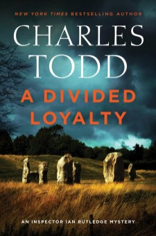divided loyalty by charles todd