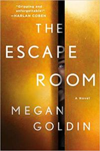 escape room by megan goldin