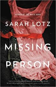 missing person by sarah lotz