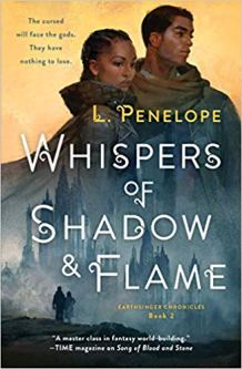 whispers of shadow and flame by l penelope