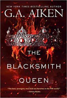 blacksmith queen by ga aiken