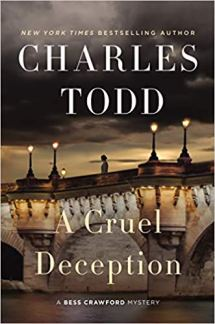cruel deception by charles todd