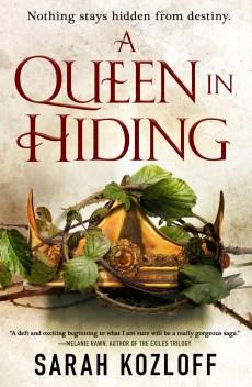 queen in hiding by sarah kozloff