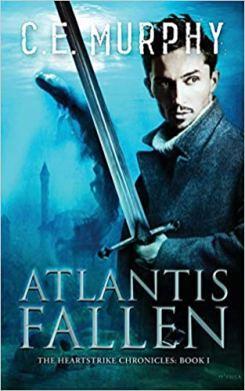 atlantis fallen by ce murphy