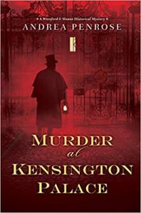 murder at kensington palace by andrea penrose