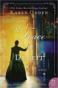 trace of deceit by Karen Odden