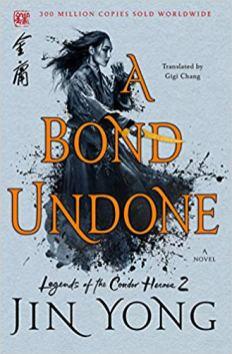 bond undone by jin yong