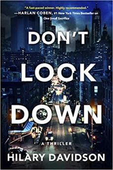 dont look down by hilary davidson