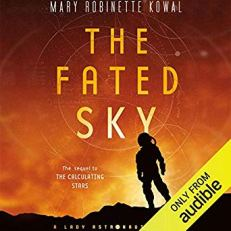 fated sky by mary robinette kowal audio