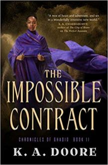 impossible contract by ka doore