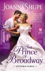 prince of broadway by joanna shupe